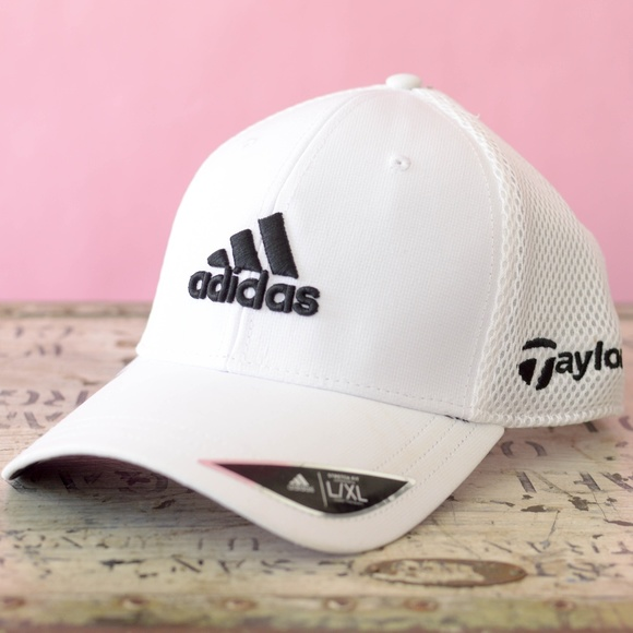 809035da03b5c Adidas Taylormade Golf Hat Tour Baseball Hat